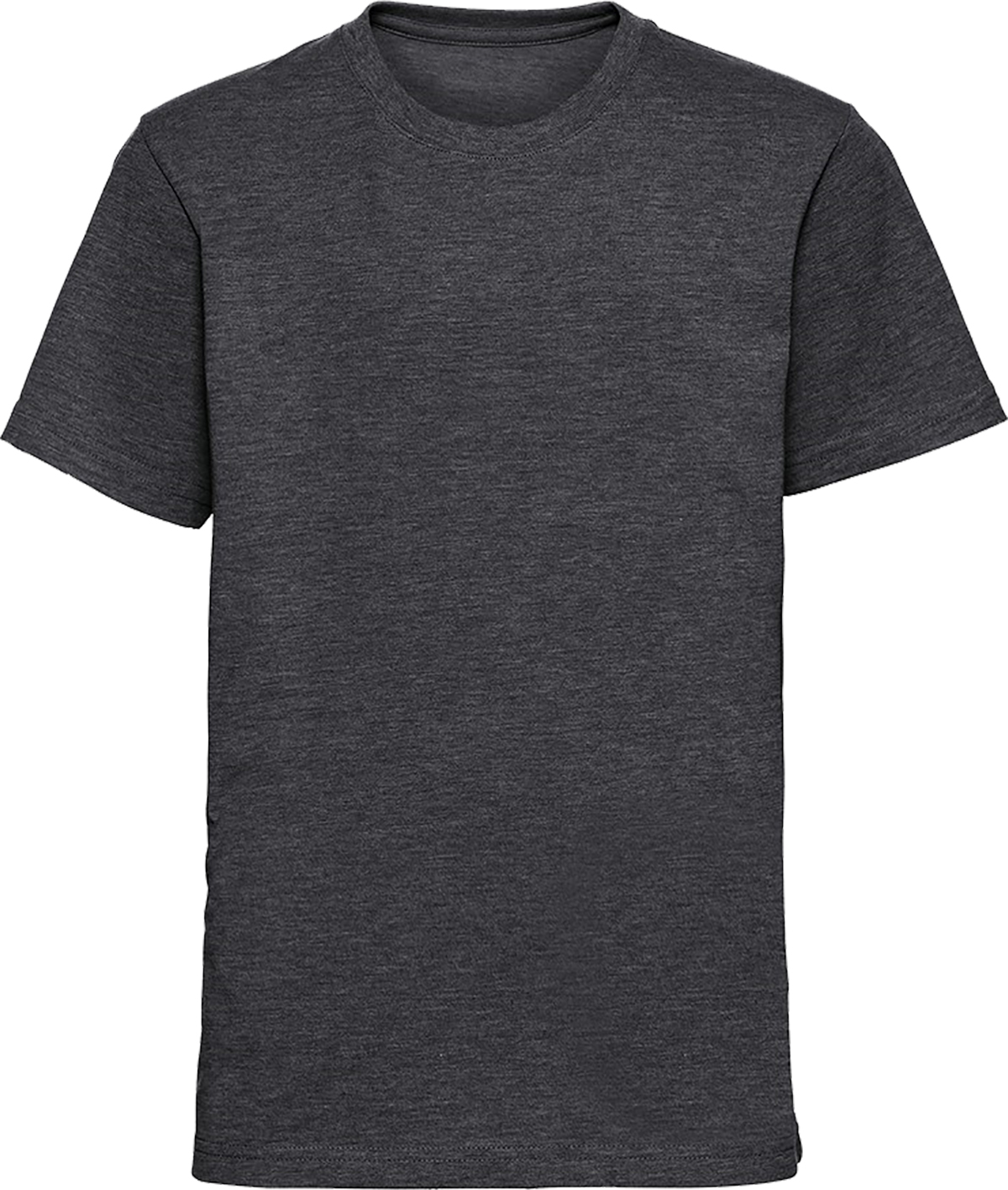 Russell Hd Boy S T Shirt Plain Top Slim Fit Tee Crew Neck Soft
