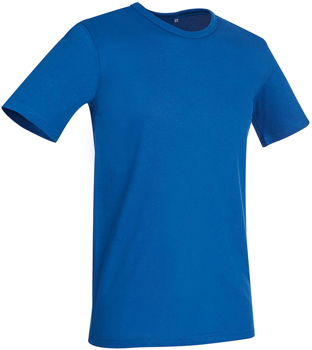 be14ee23 Stedman Stars Men Adults Casual Wear Body Fit T-Shirt Morgan Crew ...