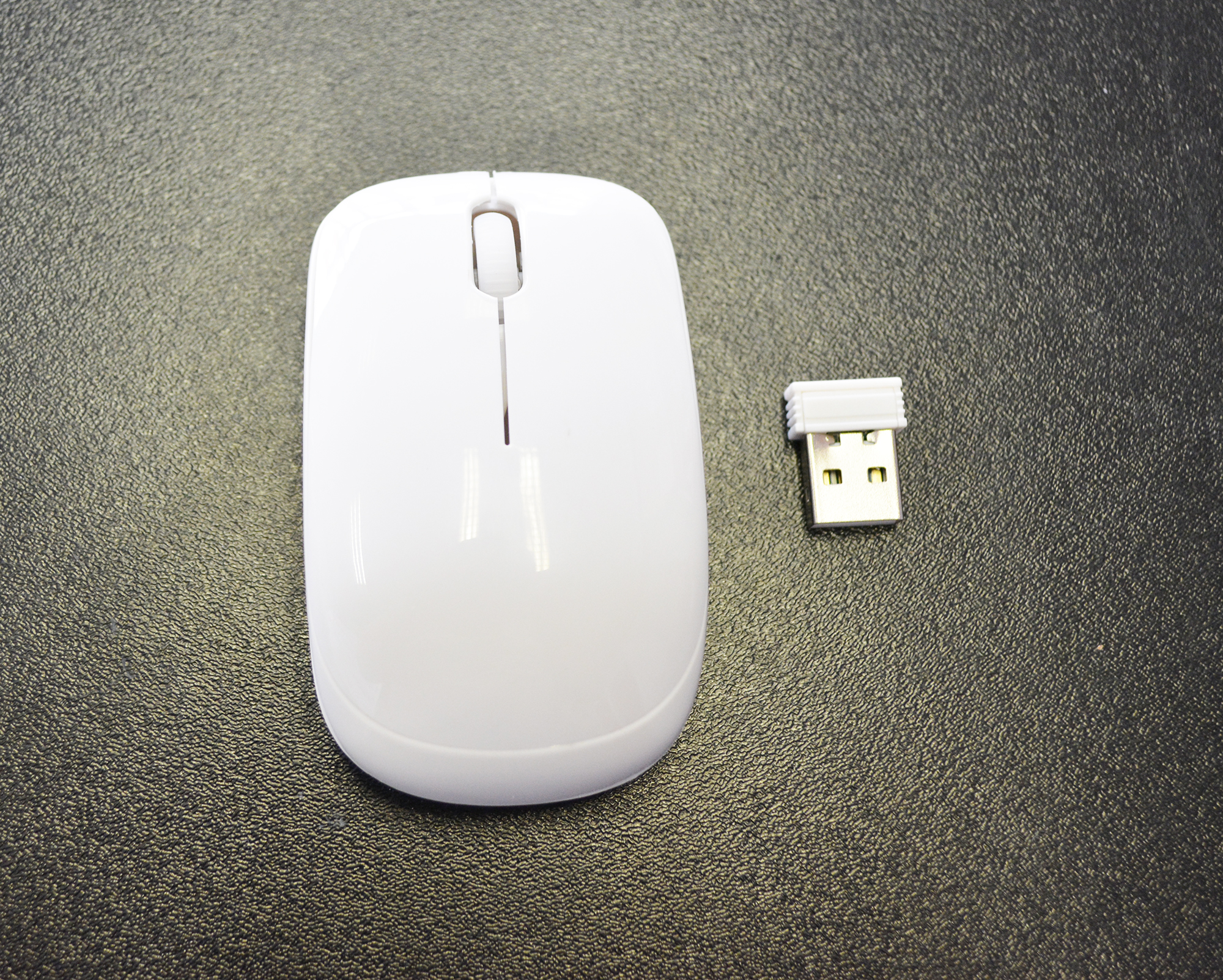 how to connect wireless mouse to samsung smart tv