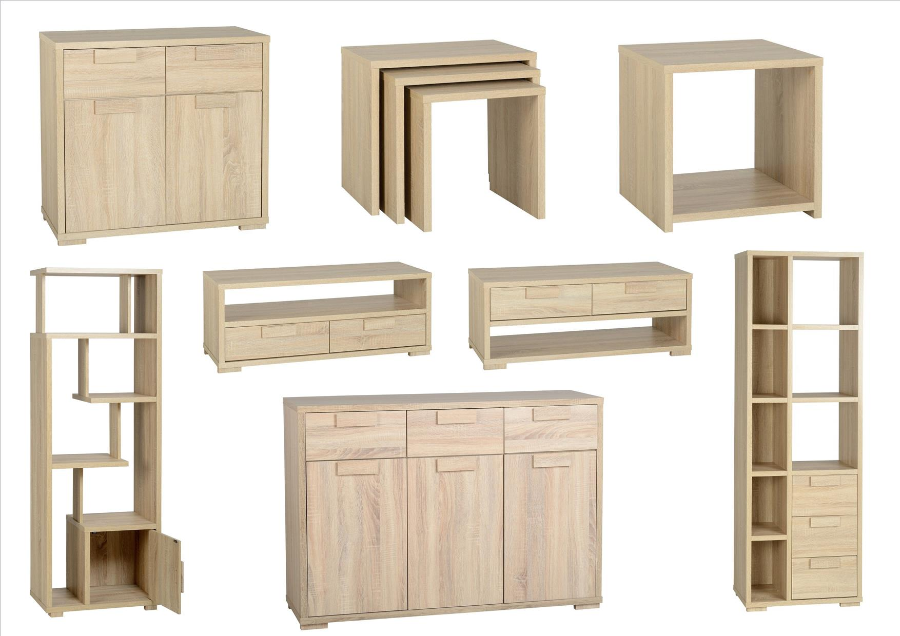 Cambourne Living Room Furniture Sideboard Tables Display