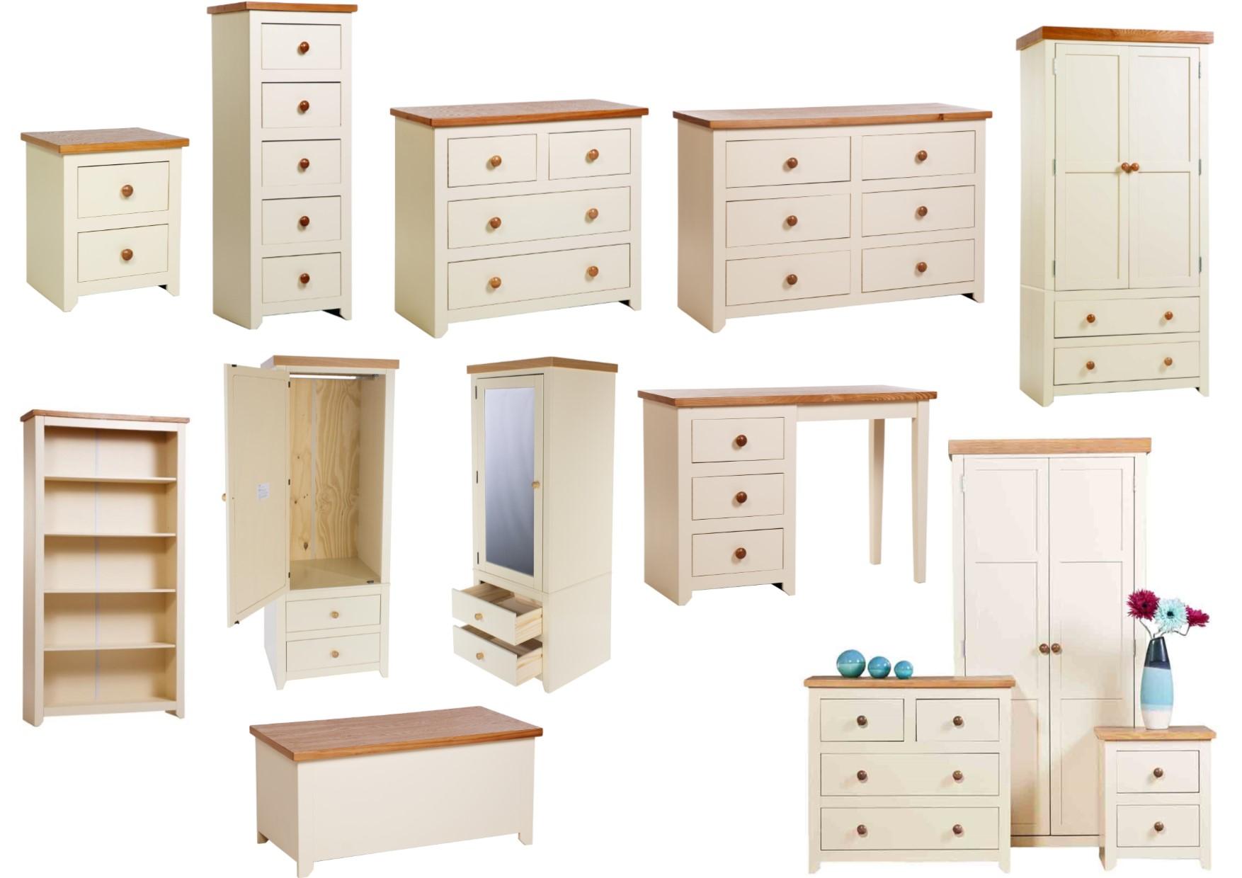 Jamestown bedroom furniture