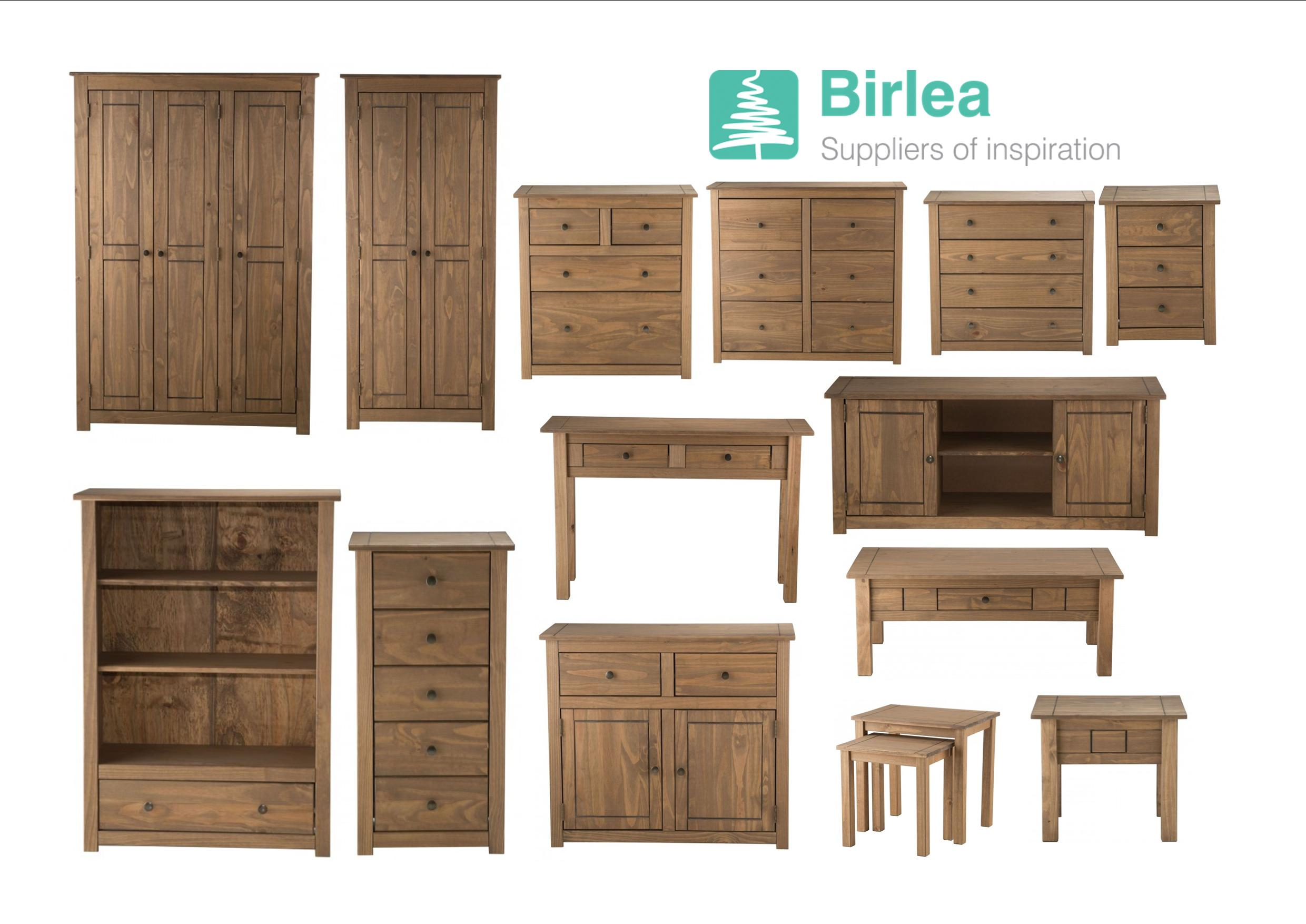 solid living room furniture birlea santiago solid pine bedroom amp living room furniture 17646