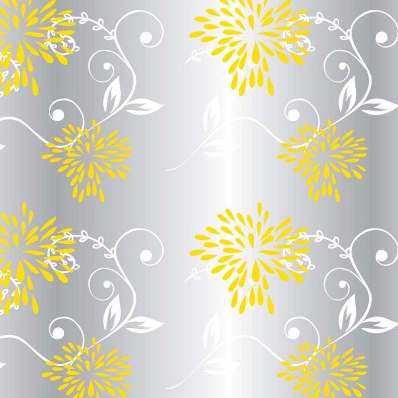 Oasis-Fleuriste-Cellophane-Film-Rouleau-80cm-X-100m-Transparent-Nombreux-Styles miniature 50