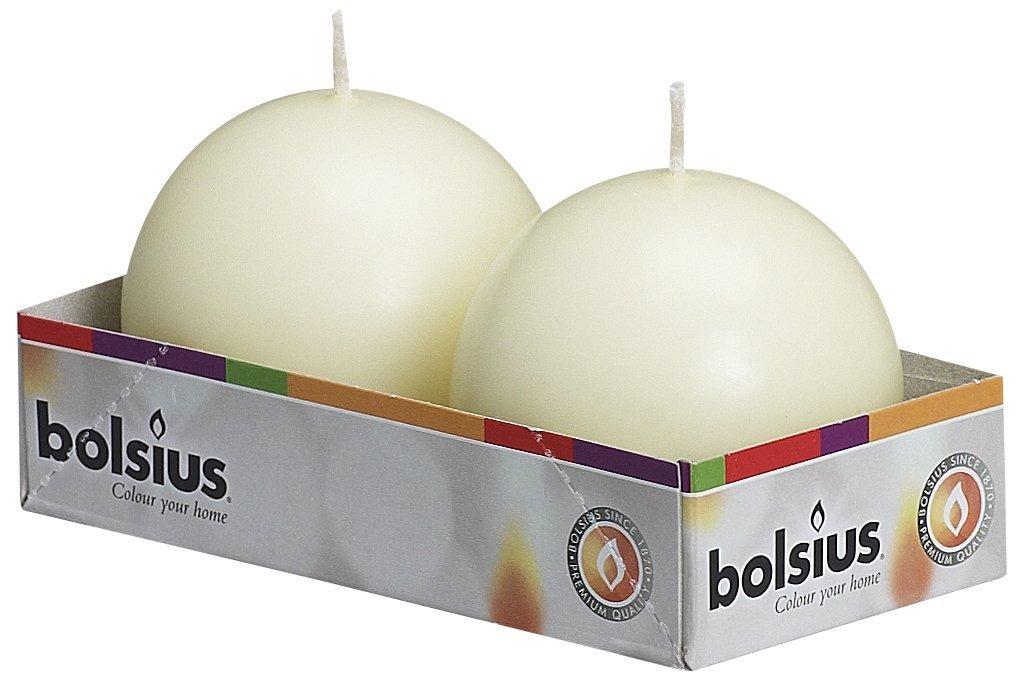Bulkware Kaufen Bolsius Kugel Kerzen 70mm 3 Farben Haus Oder