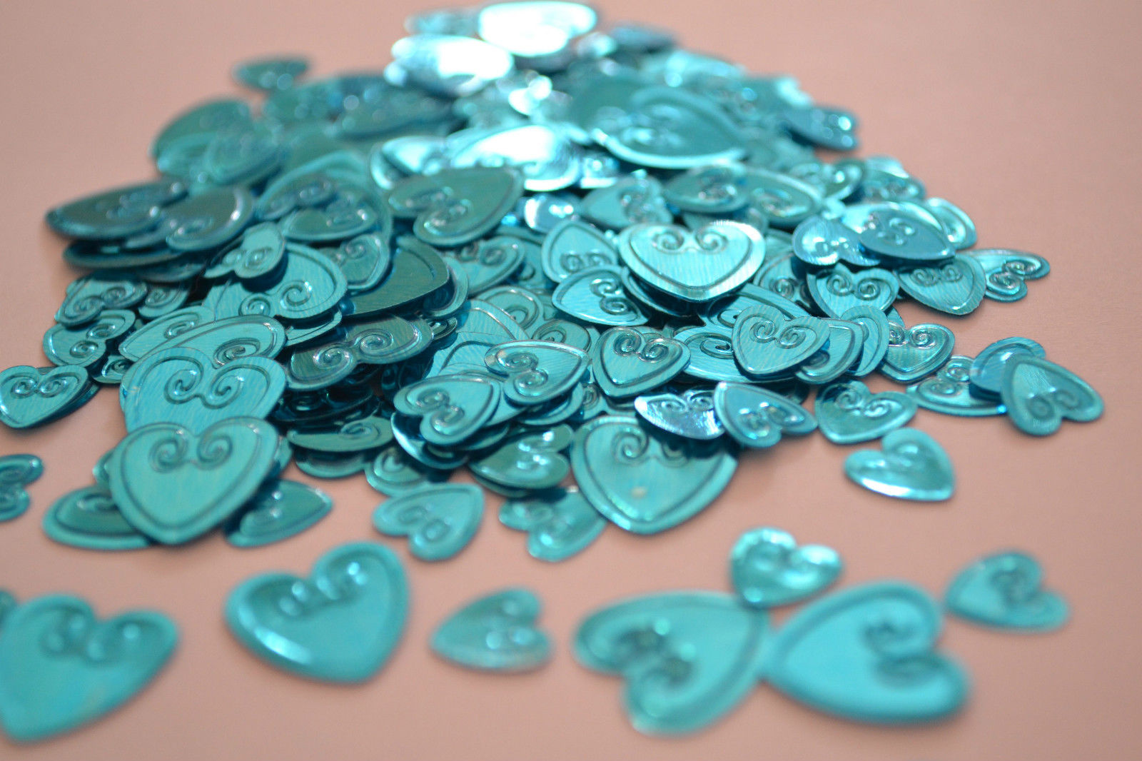 PARTY FOIL TABLE CONFETTI - SCATTER / SPRINKLE / DECORATION ...