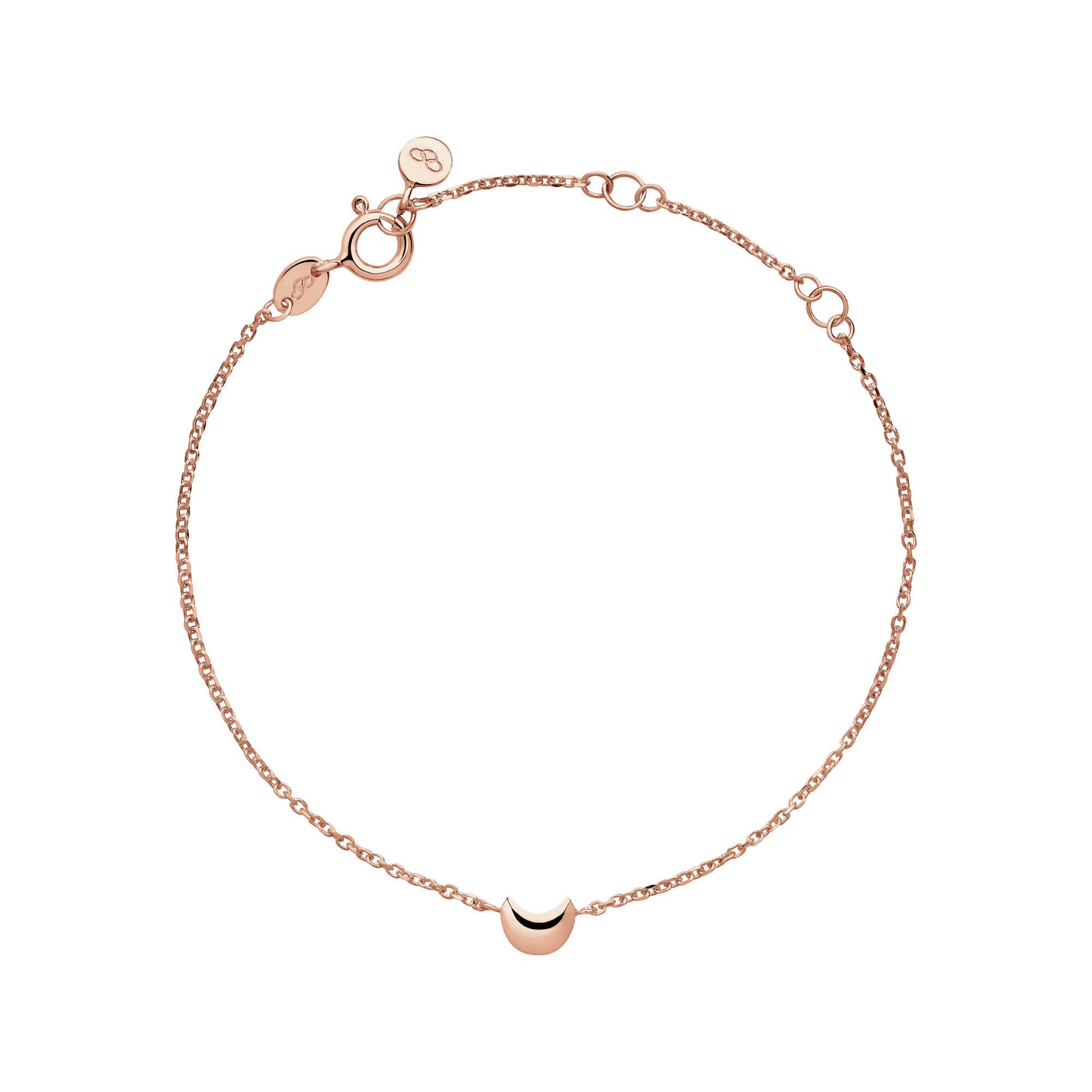 five solid pearl say name products with bracelet rose anklet gold my initial discs chupi birthstone