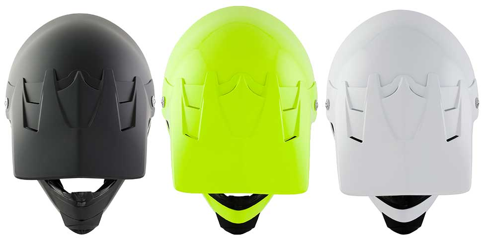 Kids Full Face Cycle Helmet And Goggles Childs Bmx