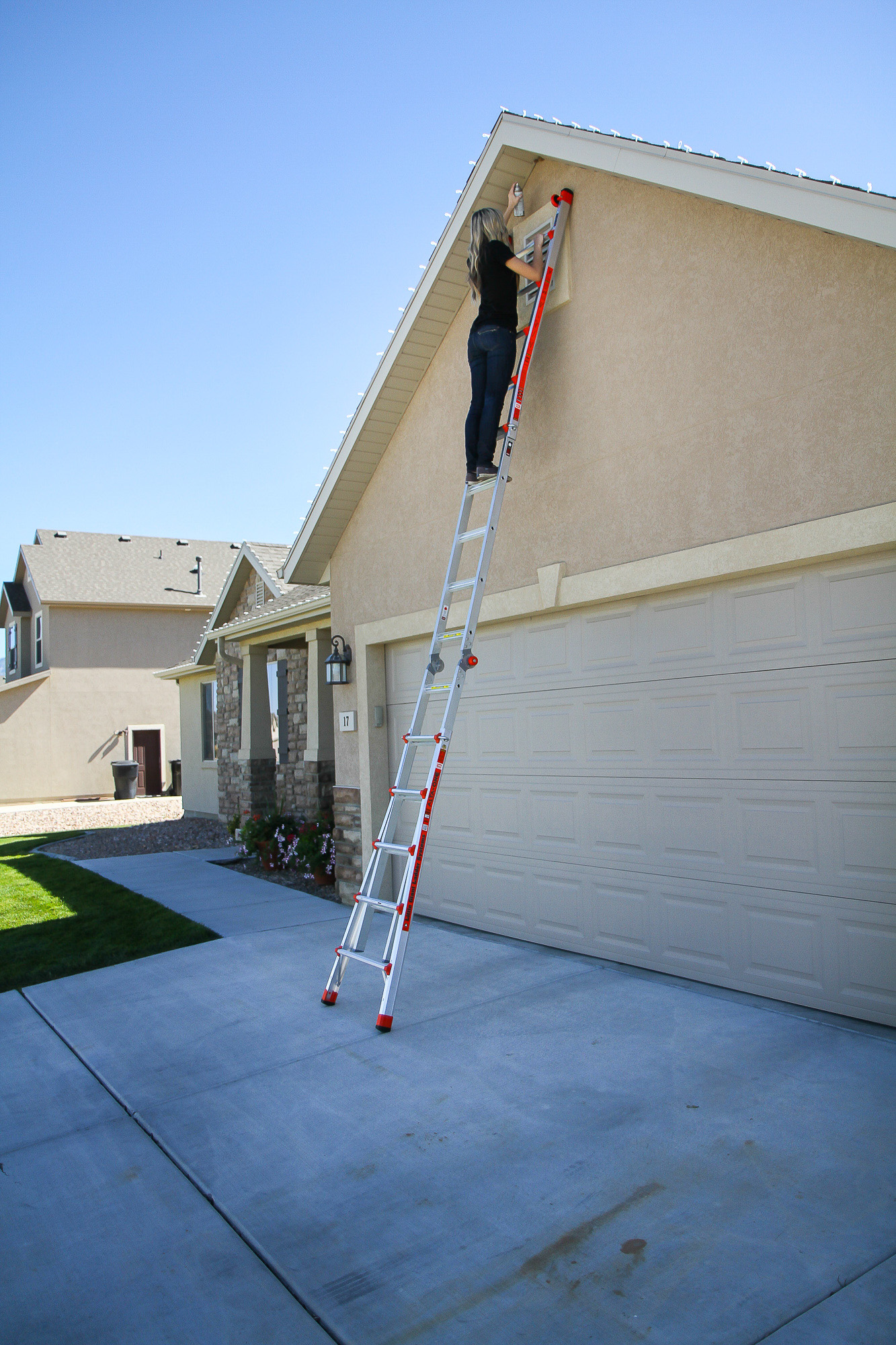 Little Giant 4 Rung Alta One Multi Purpose Ladder As