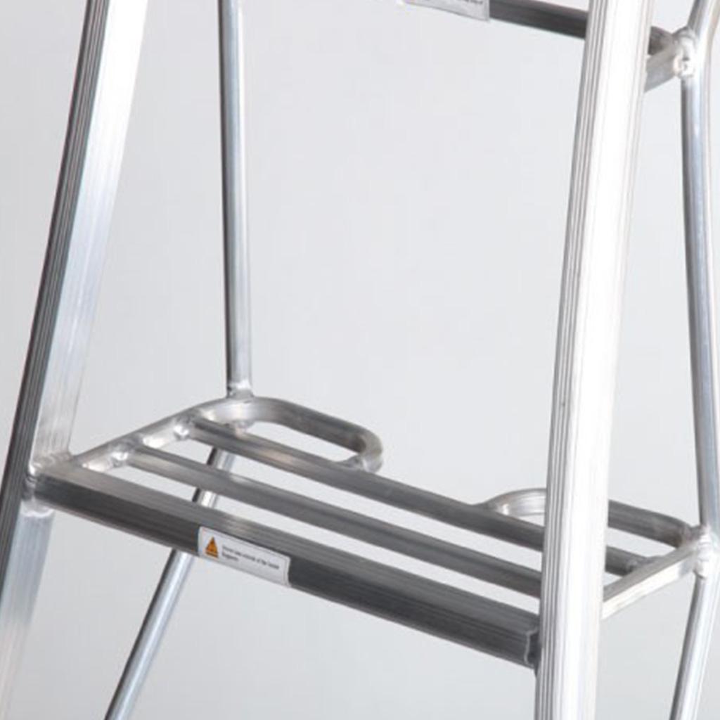 Henchman Platform Tripod Ladder 3 Leg Adjustable Ebay