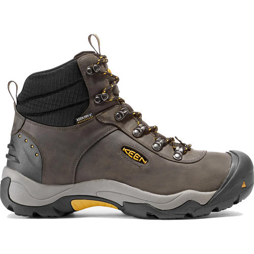 Brown Sports Outdoors Keen Womens Innate Leather Mid WP Walking Boots