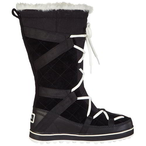Details about Sorel Glacy Explorer Womens Ladies Tall Waterproof Warm Snow Boots Size 4 8