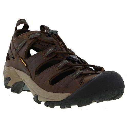Keen-Arroyo-II-Mens-Waterproof-Walking-Hiking-Water-Sandals-Brown-Size-8-14 miniatura 16