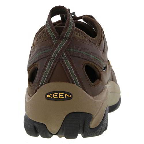 Keen-Arroyo-II-Mens-Waterproof-Walking-Hiking-Water-Sandals-Brown-Size-8-14 miniatura 15