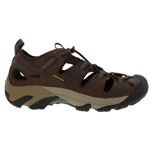 Keen-Arroyo-II-Mens-Waterproof-Walking-Hiking-Water-Sandals-Brown-Size-8-14 miniatura 17