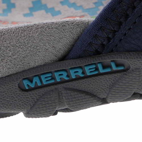 Merrell Terran Post II para Mujer Damas Cuero Caminar