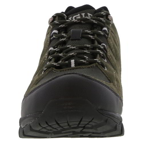 Aigle-Mens-Waterproof-Walking-Shoes-Vedur-Low-Green-Hiking-Trainers-Size-8-11 thumbnail 14