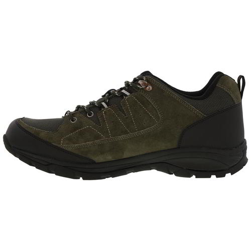 Aigle-Mens-Waterproof-Walking-Shoes-Vedur-Low-Green-Hiking-Trainers-Size-8-11 thumbnail 15
