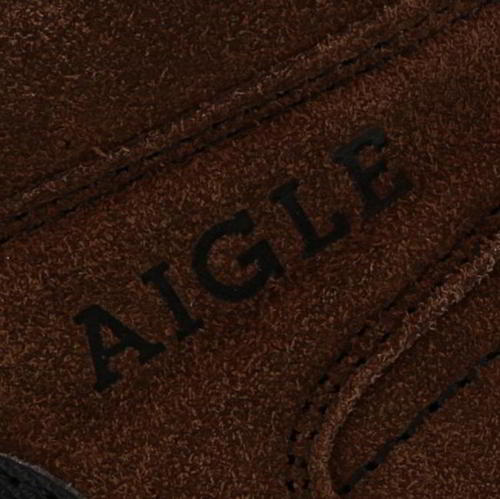 Aigle-Mens-Waterproof-Walking-Boots-Vedur-Mid-Brown-Hiking-Shoes-Size-8-11 thumbnail 14