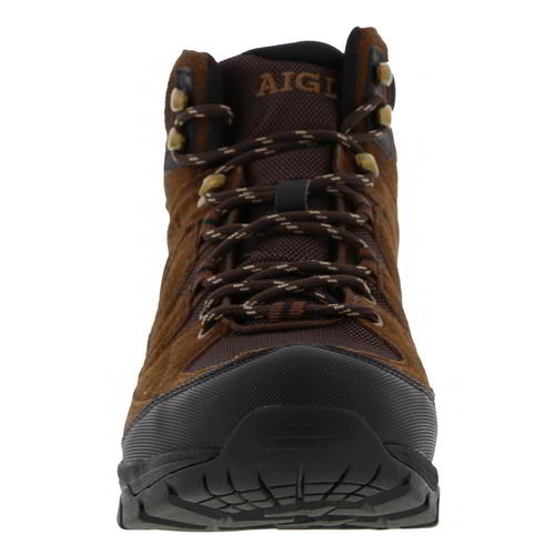 Aigle-Mens-Waterproof-Walking-Boots-Vedur-Mid-Brown-Hiking-Shoes-Size-8-11 thumbnail 11