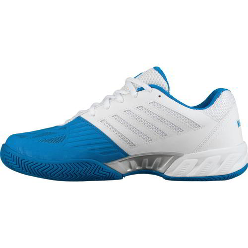 K Swiss Bigshot Light 3 Mens Wide Fit Tennis Trainers Shoes Black Size 8-13
