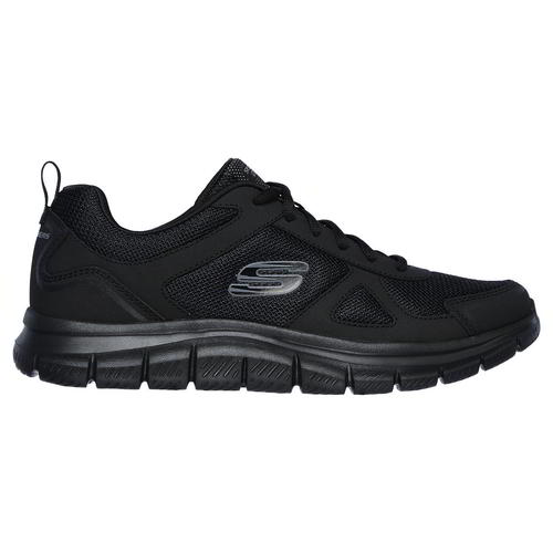 Skechers Wide Fit Track Scloric Mens