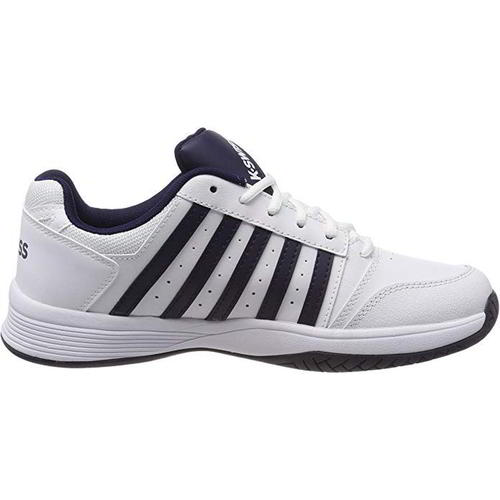 K-Swiss Express Light 2 HB Mens Dark Blue White Tennis Shoes Trainers Size 8-12