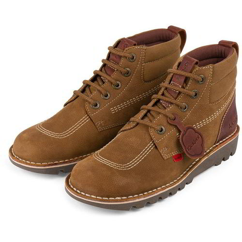 Kickers Mens Ankle Classic Boots