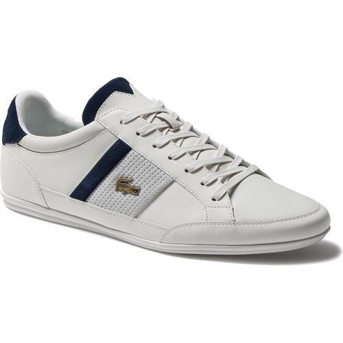 Lacoste Chaymon 120 Mens White Leather