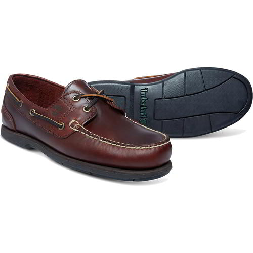 Timberland Classic Wide Fit Deck Shoe