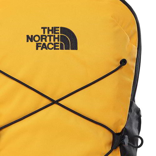 thumbnail 8 - North Face Jester Mens Womens Yellow Rucksack Backpack School Work Laptop Bag