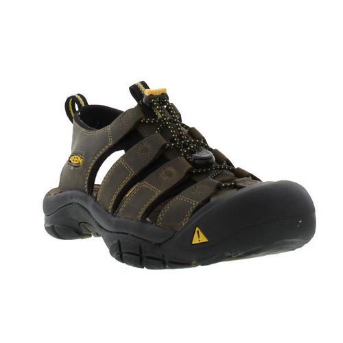 Keen-Newport-Mens-Brown-Walking-Hiking-Water-Sport-Sandals-Size-UK-7-14 miniatura 12
