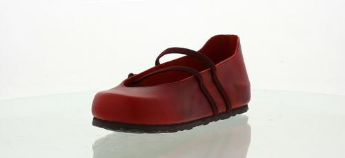 Oxygen Plymouth Womens Ladies Slip On Mary Jane Green Red Black Shoes Size 4-7