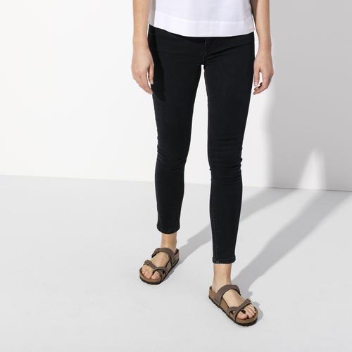 thumbnail 22 - Birkenstock Mayari Brown Regular Fit Womens Ladies Toe Post Sandals Size 3-8