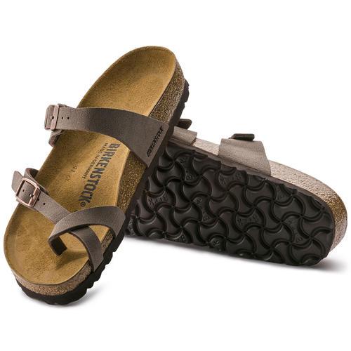 thumbnail 14 - Birkenstock Mayari Brown Regular Fit Womens Ladies Toe Post Sandals Size 3-8