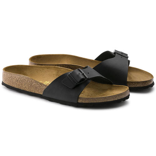 thumbnail 12 - Birkenstock Madrid Birko Flor Regular Fit Womens Ladies Sandals Size UK 3.5-7.5