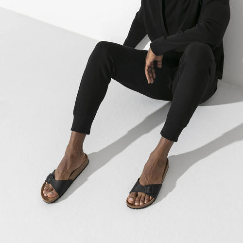 thumbnail 19 - Birkenstock Madrid Birko Flor Regular Fit Womens Ladies Sandals Size UK 3.5-7.5