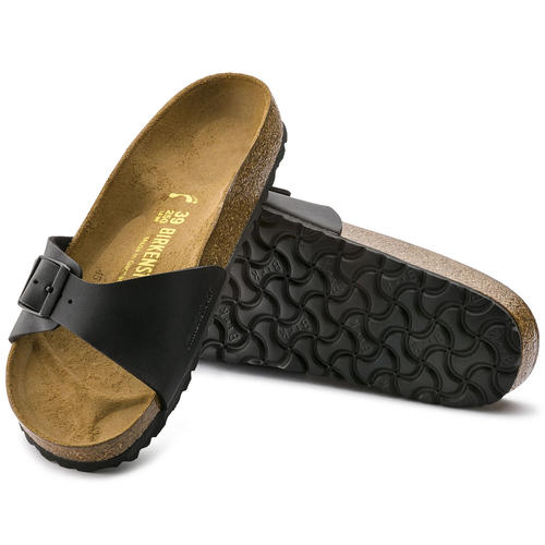 thumbnail 20 - Birkenstock Madrid Birko Flor Regular Fit Womens Ladies Sandals Size UK 3.5-7.5