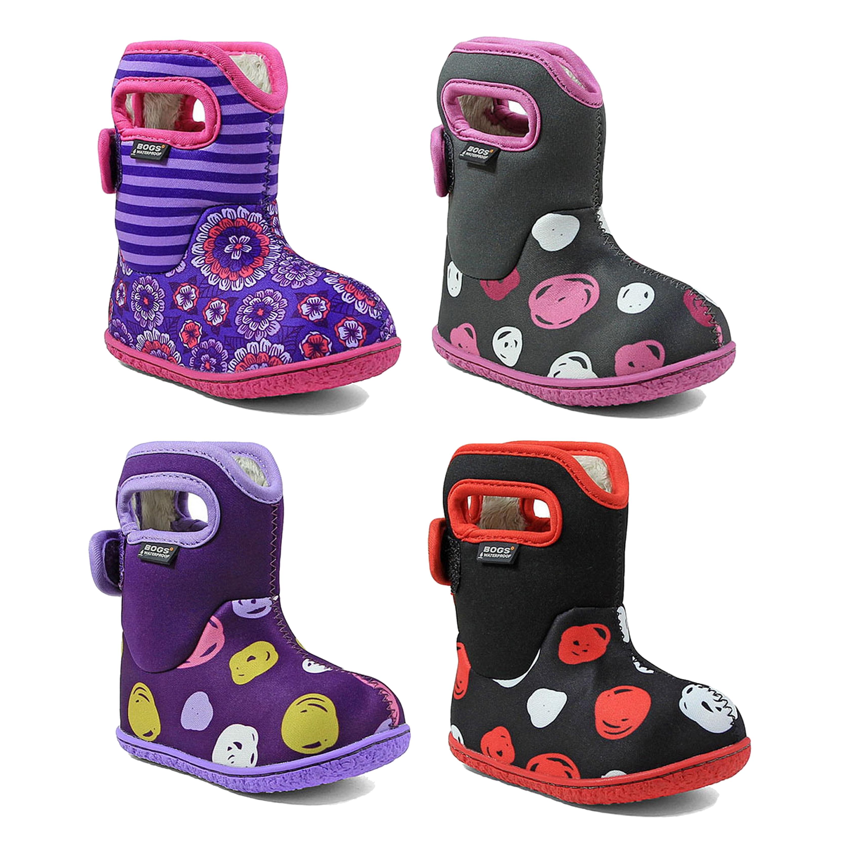 BOGS Baby-Girls Baby Snow Boot