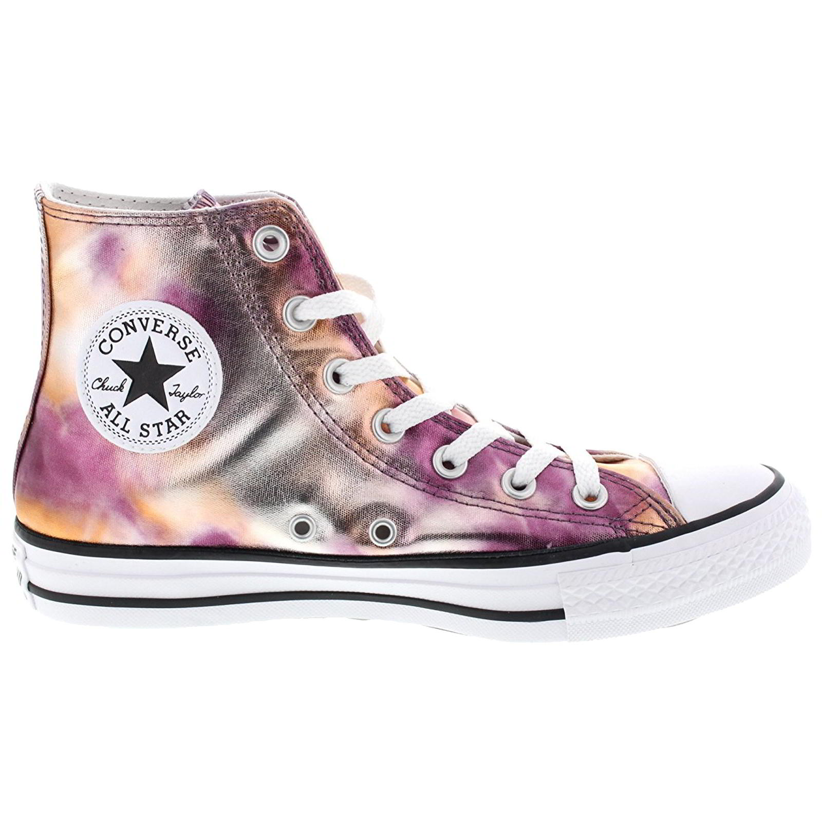 a9ccc262873c Details about Converse All Star Hi Womens Ladies Canvas High Top Trainers  Shoes Size 4-7
