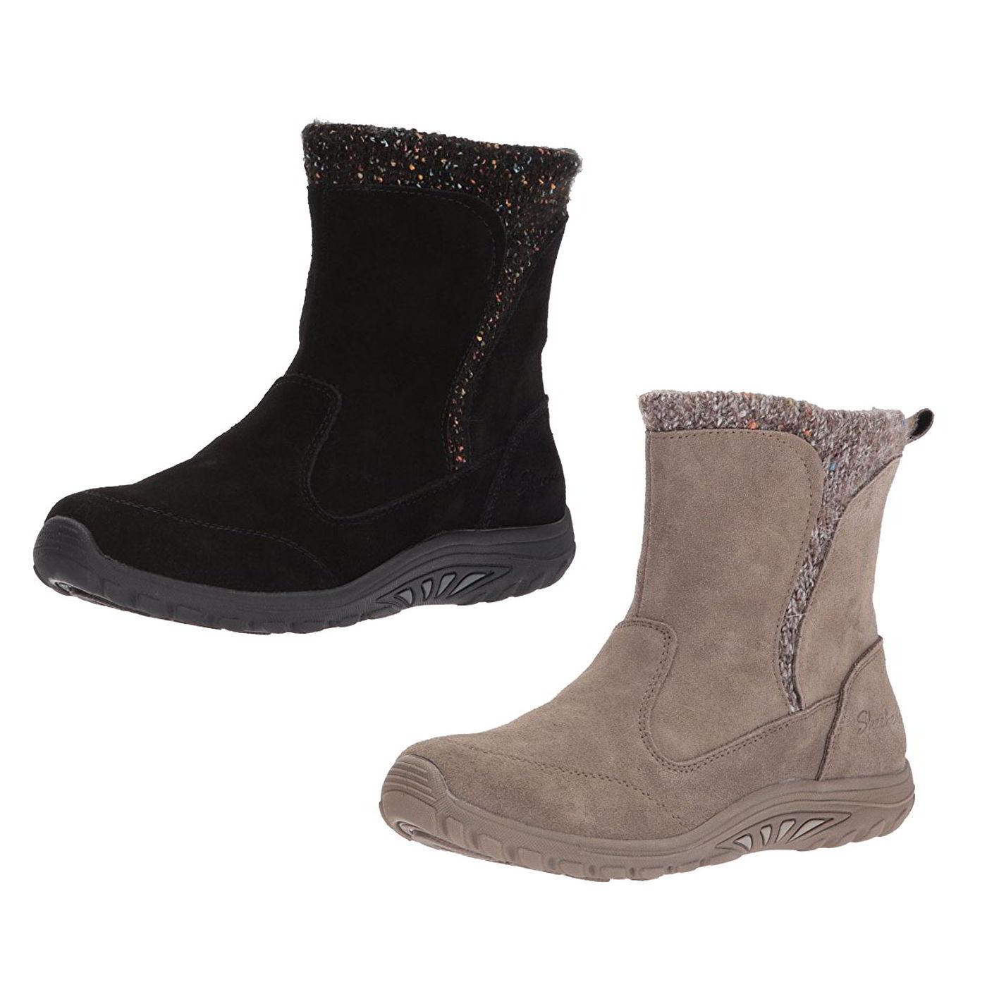skechers reggae boots
