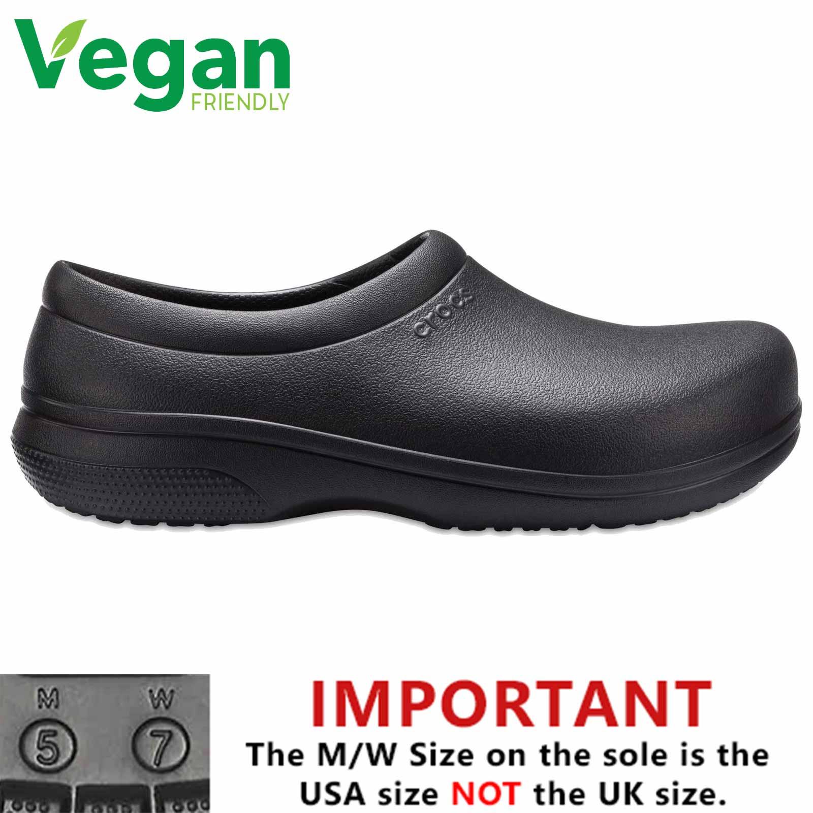 Clock Womens Work Shoes Vegan Slip