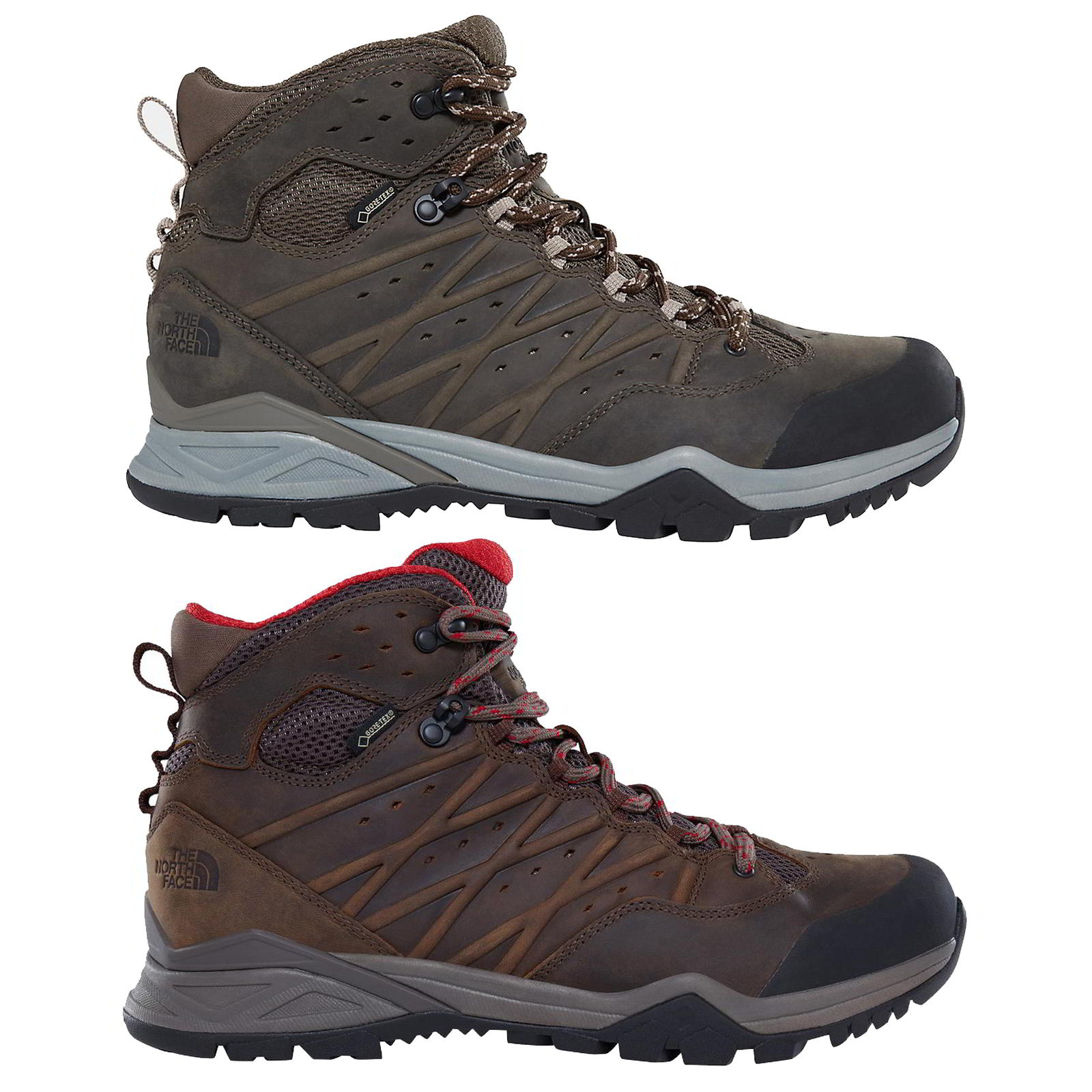 df2e909033 North Face Hedgehog Hike II Mid GTX Mens Waterproof Gortex Walking ...