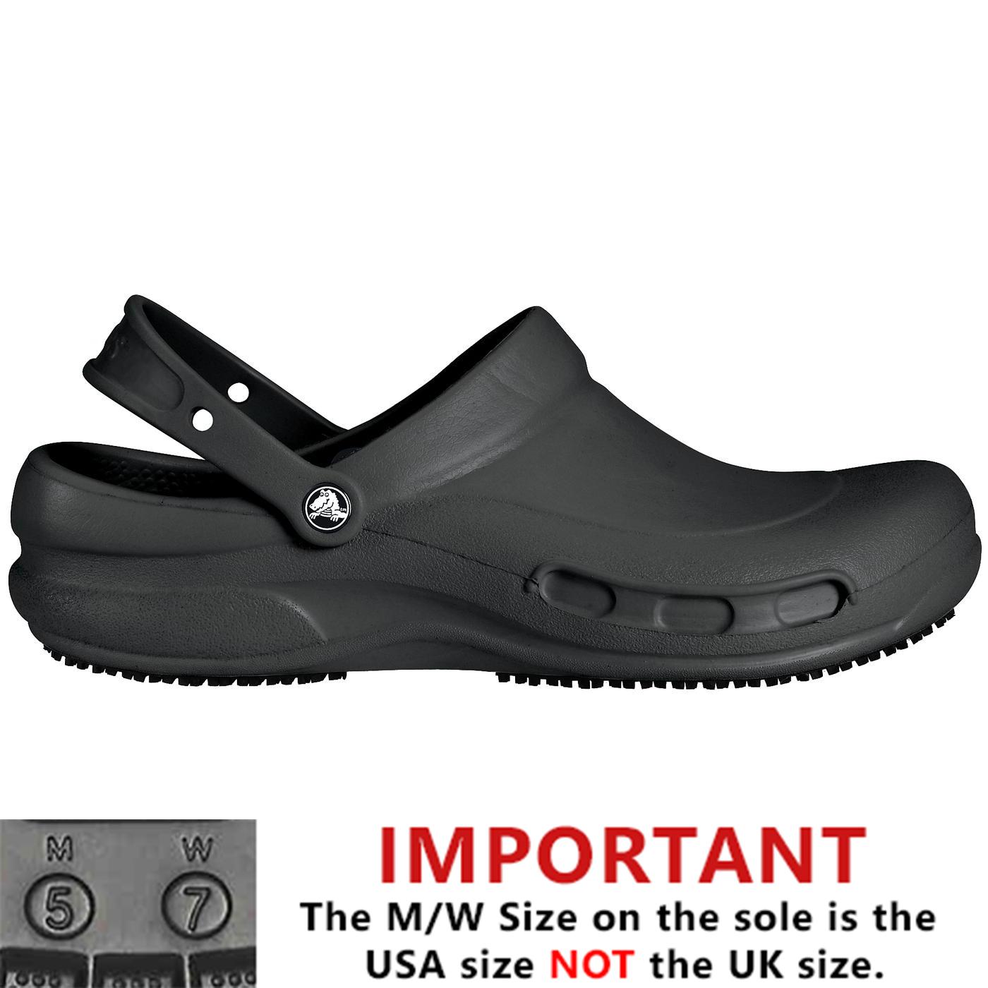 Gastro & Nahrungsmittelgewerbe Crocs Bistro Clogs Schuhe Pantoletten Arbeitsschuhe Sicherheitsclogs Clog 10075