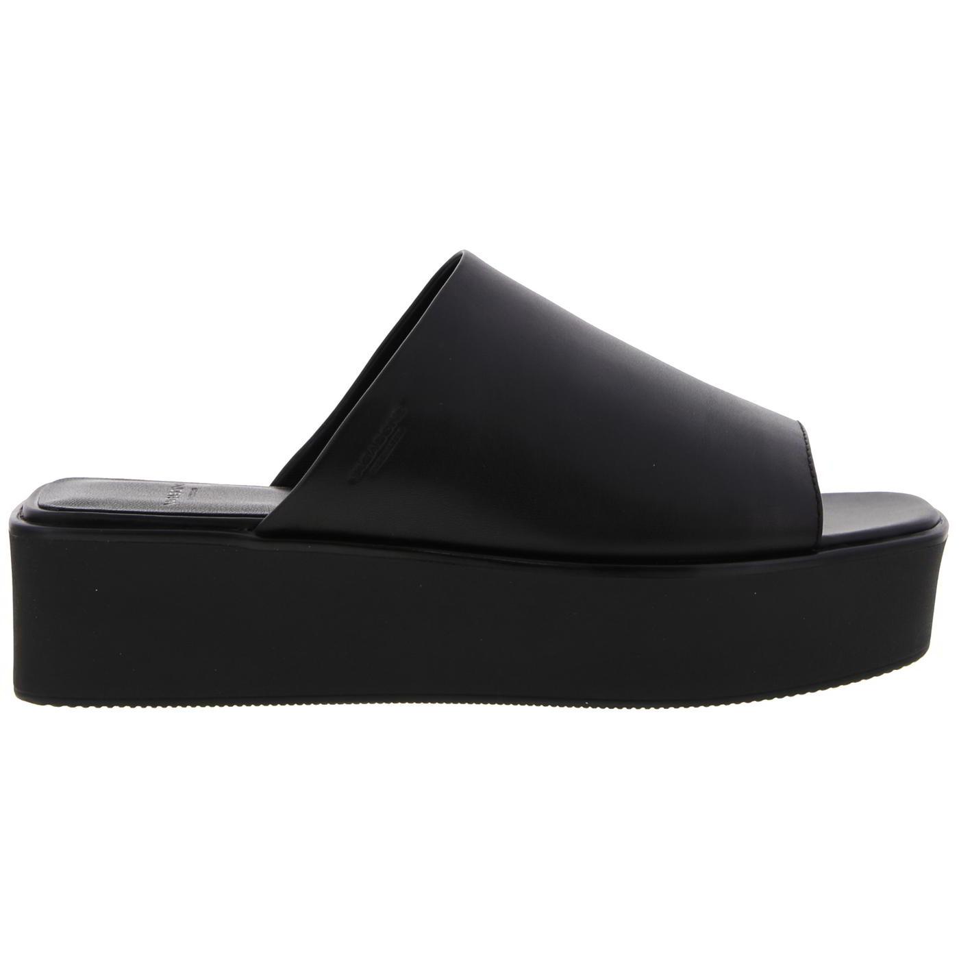 31086521dff Details about Vagabond Bonnie Womens Ladies Leather Chunky Platform Slide  Sandals Size 4-7