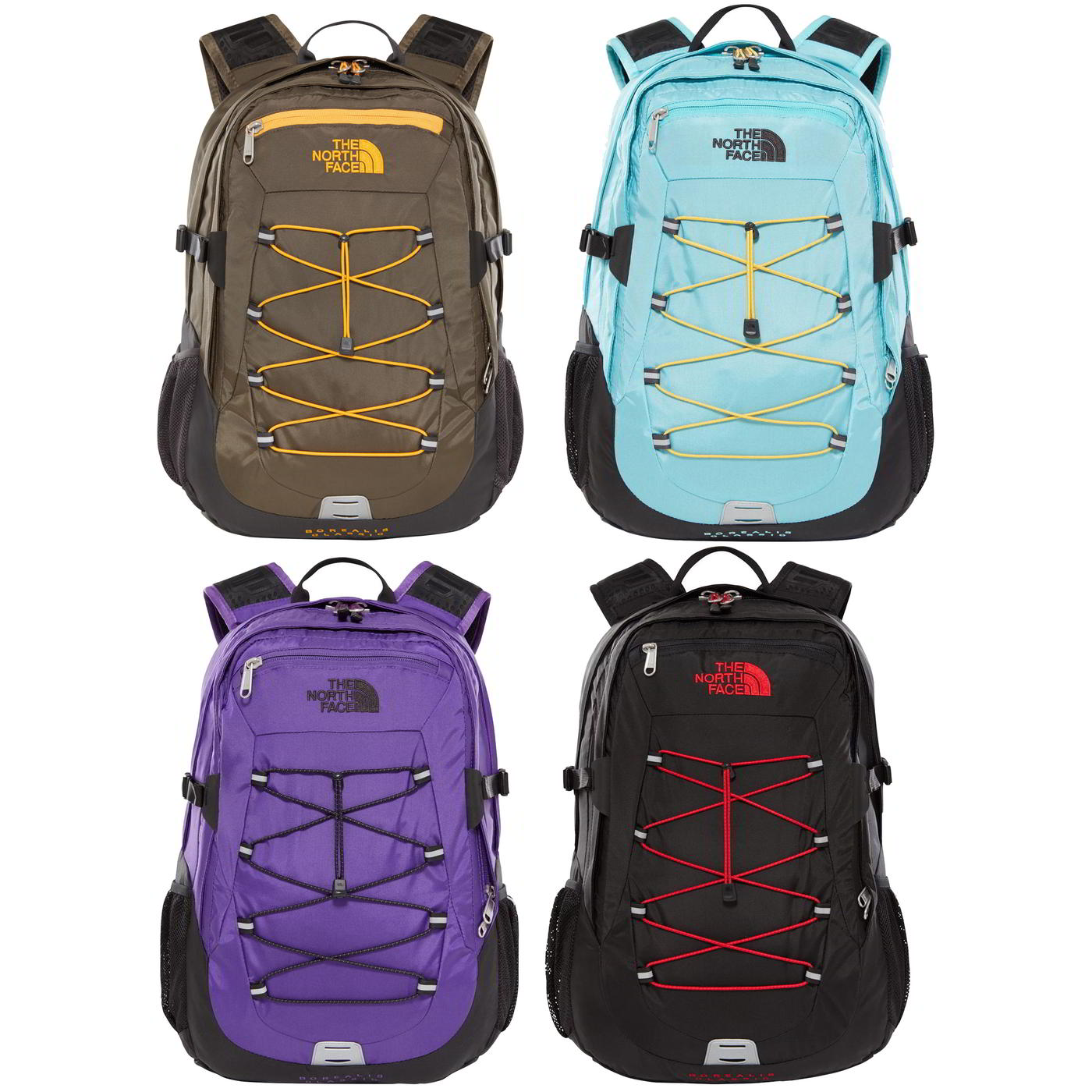 8d0d25b0c Details about The North Face Borealis Classic Backpack Travel School Bag  29L 15
