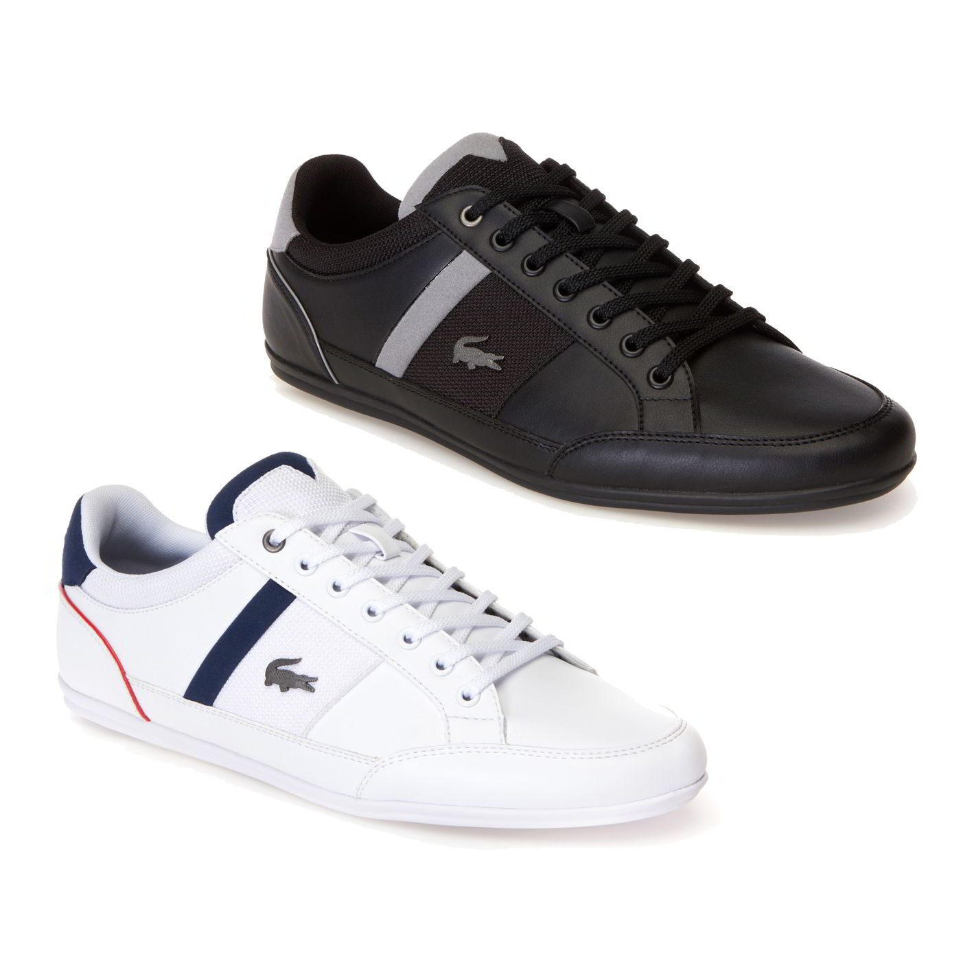 ccc9401cf Hard-wearing rubber outsole for durability and long lasting wear Lacoste  Chaymon 318 Mens ...
