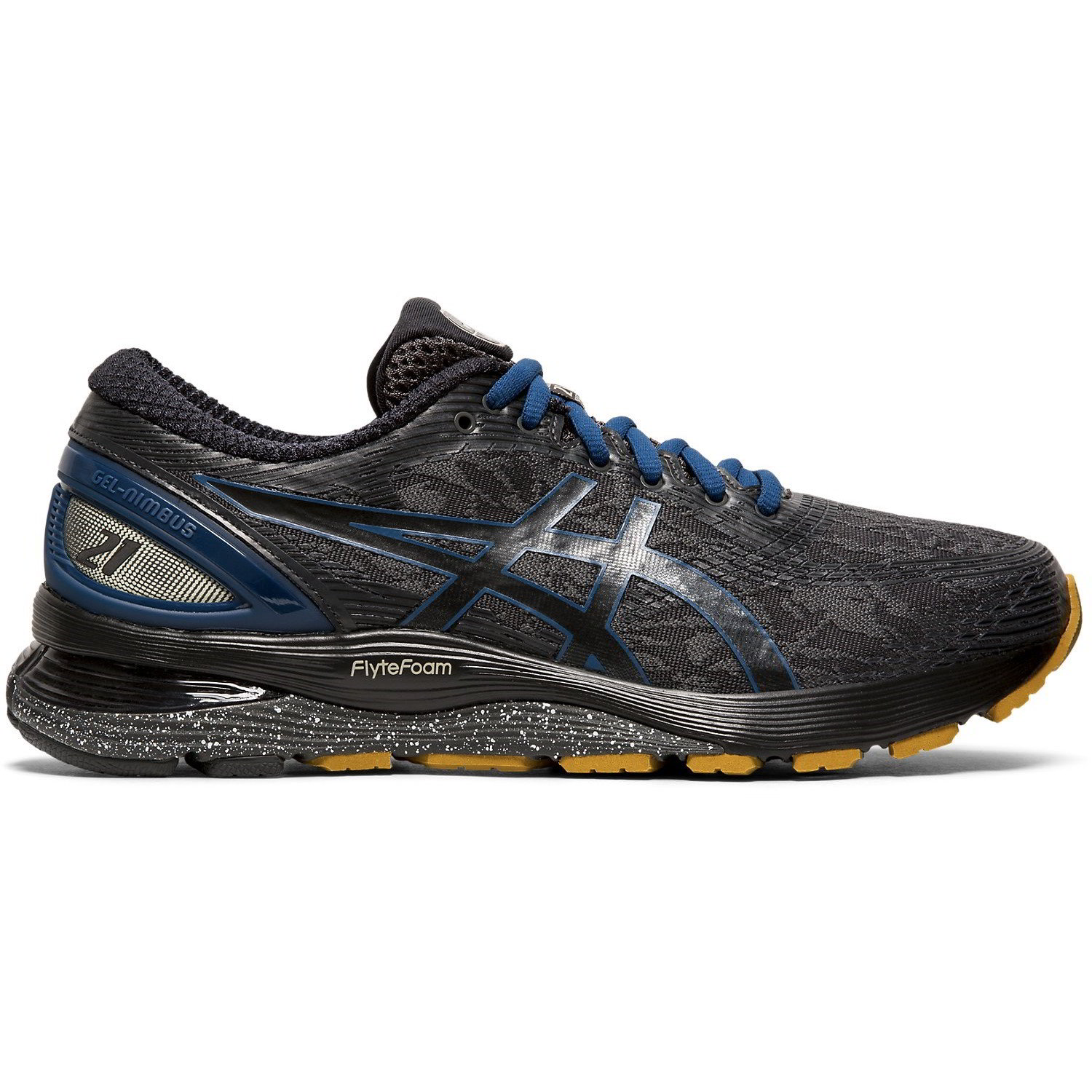 Details zu Asics Gel Nimbus 21 Winterized Mens Trail Running Shoes Trainers Size UK 8 15