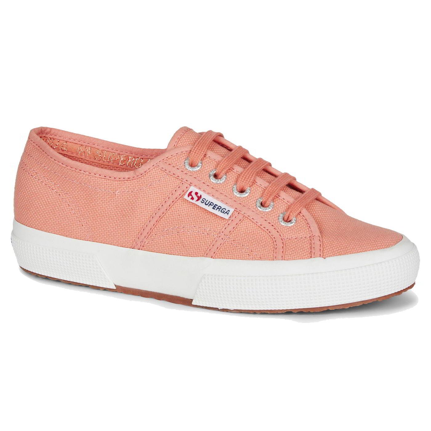 Superga 2750 Cotu Classic Womens Ladies Trainers Shoes Plimsolls Size 4-8