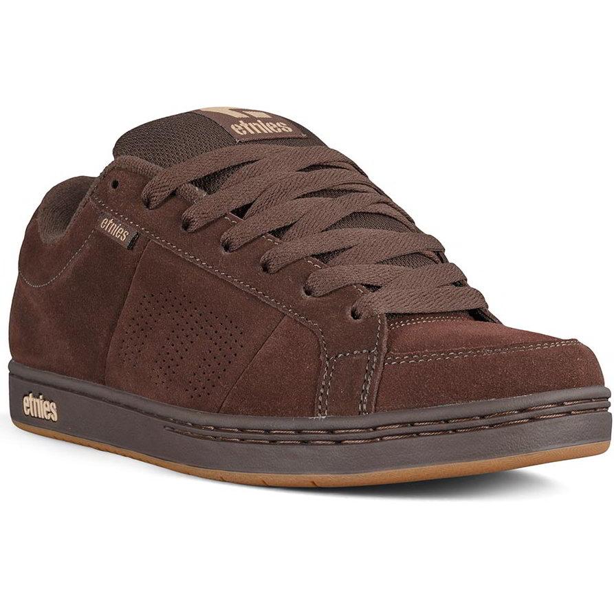 Etnies Kingpin Mens Brown Skate Shoes