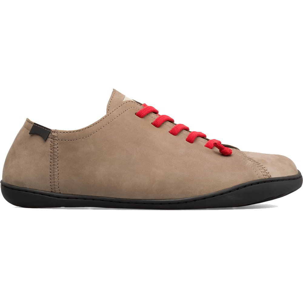 Details about Camper Peu Cami 17665 187 Mens Grey Leather Shoes Trainers Size 8 12